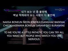 Don't Stop - (Unpretty Rapstar Season 2) [Han,Rom,Eng] Lyrics - YouTube