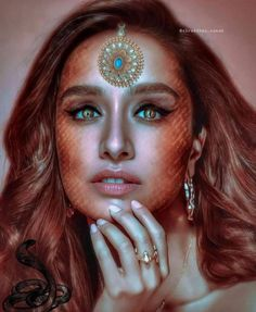 Follow for official Instagram @shraddhakapoor Movie Sequels, Fashion Illustration Dresses, Shraddha Kapoor, New Movies, Turquoise Necklace, Celebs, Actresses, Instagram, Jewelry