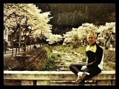 Way back in the day, somewhere in Japan