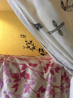 Curtain: IKEA, $15.00  Hanging System: IKEA, $13.00