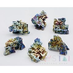 Bismuth Gemstone - Large - The Stone of Clarity & Focus