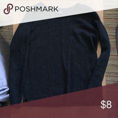 Vila sweater. Vila sweater with subtle glitter. Size medium. Barely worn. Vila Sweaters Crew & Scoop Necks