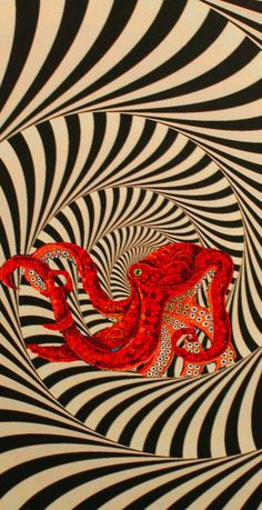 Psychedelic Art + Psychedelic Art - paint and art Illusion Kunst, Illusion Art, Kunst Inspo, Art Inspo, Psychedelic Artists, Renaissance Kunst, Psychadelic Art, Trippy Wallpaper, Geometric Wallpaper
