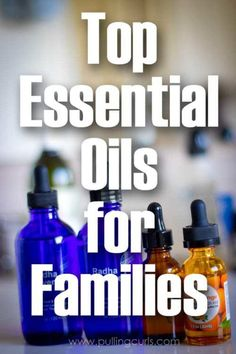 Top essential oils are actually not that hard. After you use them for things like ringworm, warts, headaches, in your diffuser, on your skin, for anxiety -- you start to learn which ones youreally need. Plus, we'll talk oil companies.