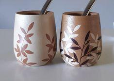 Flower Pot Design, Custom Art, Flower Pots, Decoupage, Concrete, Hand Painted, Drawings, Creative, Diy
