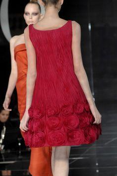 Valentino Spring 2009 Couture collection by Maria Grazia Chiuri and Pier Paolo Piccioli