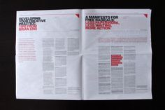 99% Magazine 2012 on the Behance Network