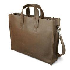 My Paper Bag Businessbag Original - voorkant