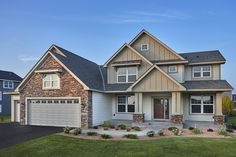 The Simply Stunning Auburn G in our Summerlyn Community in Lakeville, MN!