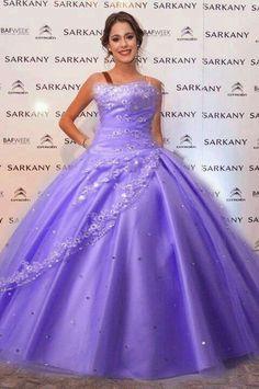 Me encanta el vestido de tini