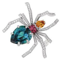 High Jewellery- Chaumet | Paris     Attrape-moi… si tu m'aimes ring