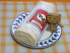 Danboard loves a sweet big rollcake