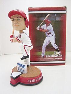 Ryan Zimmerman Bobblehead Potomac Washington Nationals SGA 8/16/15 Success Promotions http://www.amazon.com/dp/B0141G6N7M/ref=cm_sw_r_pi_dp_1USdwb0DKJ2NJ