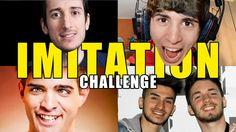 Imitazione degli youtubers italiani più famosi