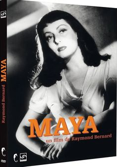 #Maya étrange mélodrame social teinté d'onirisme #VivianeRomance #Dalio #RaymondBernard