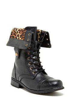Carrini Combat Boot