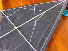 A Homemade Kite