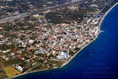 Agioi Theodoroi-Panoramic View www.loutraki-agioitheodoroi.gr