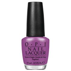 OPI New Orleans Collection Nail Polish - I Manicure for Beads (15ml) ($18) ❤ liked on Polyvore featuring beauty products, nail care, nail polish, opi, opi nail polish, opi nail lacquer and opi nail varnish