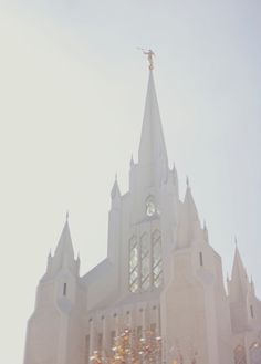 The Church of Jesus Christ of Latter Day Saints San Diego Temple - so different!