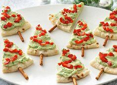 Детский новогодний стол: блюда, рецепты, идеи   Волшебная Eда.ру
