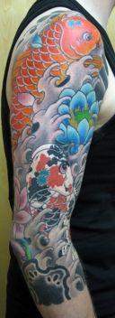 Nine Tails Tattoo § Kanae