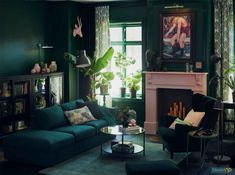 Perfect Living Room Ideas From IKEA in 2018,  #IKEAdecor2018