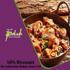 Polash Tandoori Indian Takeaway offers delicious Indian Food in Dartford, Dartford Browse takeaway menu and place your order with ChefOnline. Indian Food Recipes, Ethnic Recipes, Food Online, Food Items, Curry, Menu, Delivery, Favorite Recipes