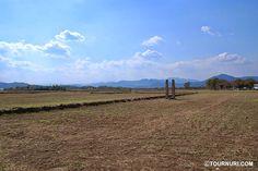 Tournuri: 황룡사지 (Hwangnyongsa Temple,KOREA)