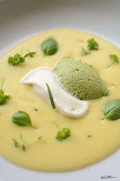 sosuri Good Food, Yummy Food, Vinaigrette Dressing, Food Inspiration, Pesto, Delish, Mousse, Food And Drink, Healthy Recipes