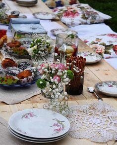 Renya's 19th Birthday Garden Party  | CatchMyParty.com