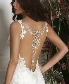 Wedding dress Kate. Bridal dress. Lace wedding by DressesLioness