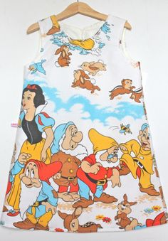vintage Snow white and the 7 dwarfs Walt Disney ...