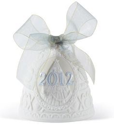 LLADRO - 2012 CHRISTMAS BELL  Available at Houston Jewelry  www.houstonjewelry.com