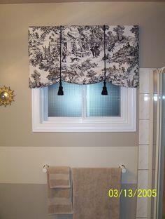 Simple Window Curtain