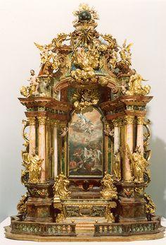 Kunstwerk der Woche: Altarmodell | Museum