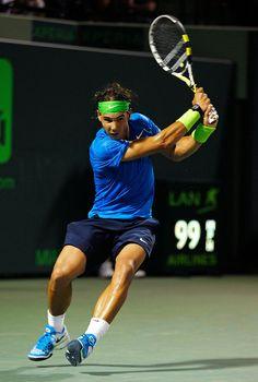 Rafael Nadal competitive drive