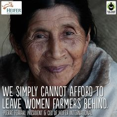 See why @Heifer International believes in the power of #FairTrade: http://fairtrd.us/18q5VTK  #BeFair  Photo by Russell Powell