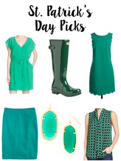 Today on Breakfast at Lilly's I am sharing some St. Patrick's Day Picks to get you in the spirit for the upcoming holiday.