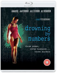 Drowning by Numbers - Blu-Ray (MediumRare Region B) Release Date: May 25, 2015 (Amazon U.K.)