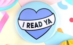 I read YA pocket mirror.