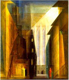 Lyonel Feininger, Church of the Minorites