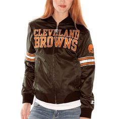 Men's Cleveland Browns Historic Logo Pro Line Charcoal Star Imperial Full-Zip Hoodie