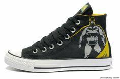 63123c5bfbdd Converse All Star Hi Dc Comics Shoes Yellow Black Mul Superman