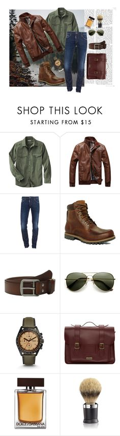 """""""Sans titre #168"""" by kaami-case ❤ liked on Polyvore featuring Dsquared2, Timberland, Volcom, ZeroUV, FOSSIL, Dr. Martens, Dolce&Gabbana, La Mer, men's fashion and menswear"""