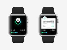 15 Latest App Concepts for Apple Watch