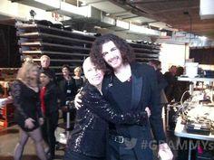 Grammys 2015: Hozier et Annie Lennox