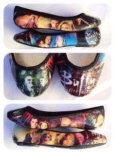Buffy The Vampire Slayer shoes....I need.