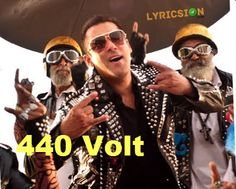 440 Volt Lyrics from Sultan song sung by Mika Singh. The Lyrics of 440 Volt Song has been Penned by Irshad Kamil and music composed by Vishal–Shekhar