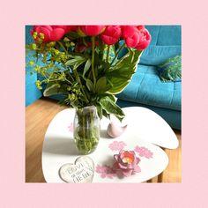 """Jana on Instagram: """"Ich liebe sie 💖🙋🏼♀️ und finde sie machen sich auch genial als Tischdeko. Die tollen neuen Seerosen auf Kreativfolie gestempelt. 🥰😍💖🙋🏼♀️…"""""""